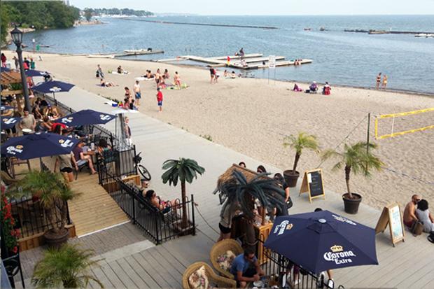 Sunnyside Pavilion Restaurant Site