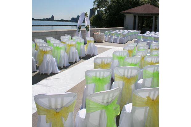 Offering Both Ceremony And Reception Services With Spectacular Backdrops